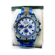 Load image into Gallery viewer, Rolex Oyster RO782 Automatic Chronograph - Men's Chain Watch - Bejewel