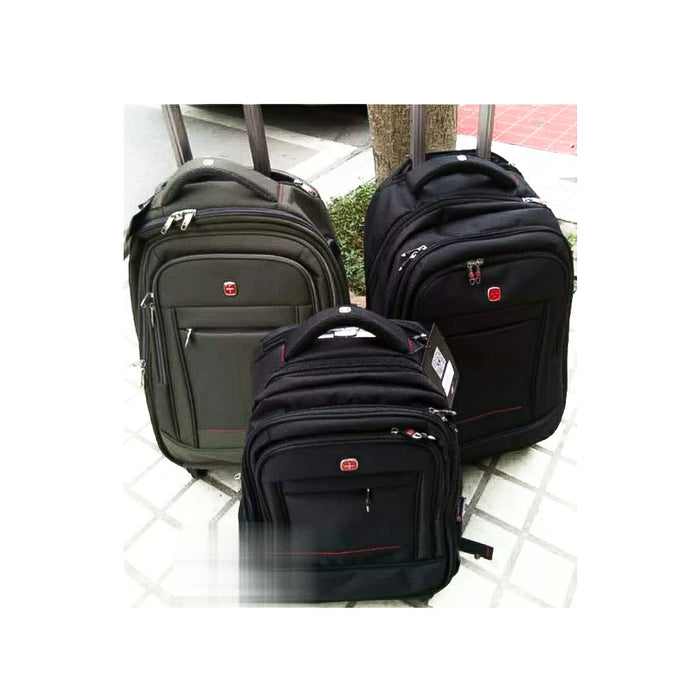 Trolley BP363 Swiss Gear Travel Backpack - Bejewel