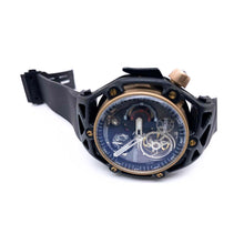 Load image into Gallery viewer, Ferrari FR337 Automatic Chronograph - Men's Rubber Watch - Bejewel