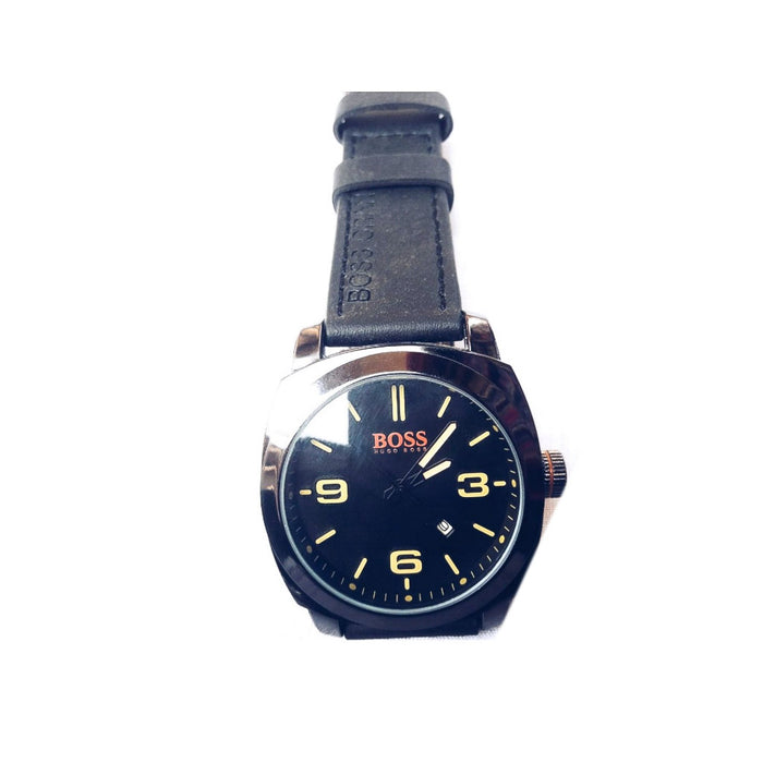 Boss BS290 Unisex Leather Watch - Bejewel