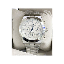 Load image into Gallery viewer, Vacheron Constantin VC322 Chronograph - Men's Chain Watch - Bejewel