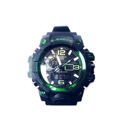 G - Shock Skmei GS250 Men's Rubber Watch - Bejewel