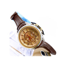 Load image into Gallery viewer, Citizen VIP CZ436 Chronograph - Men's Leather Watch - Bejewel