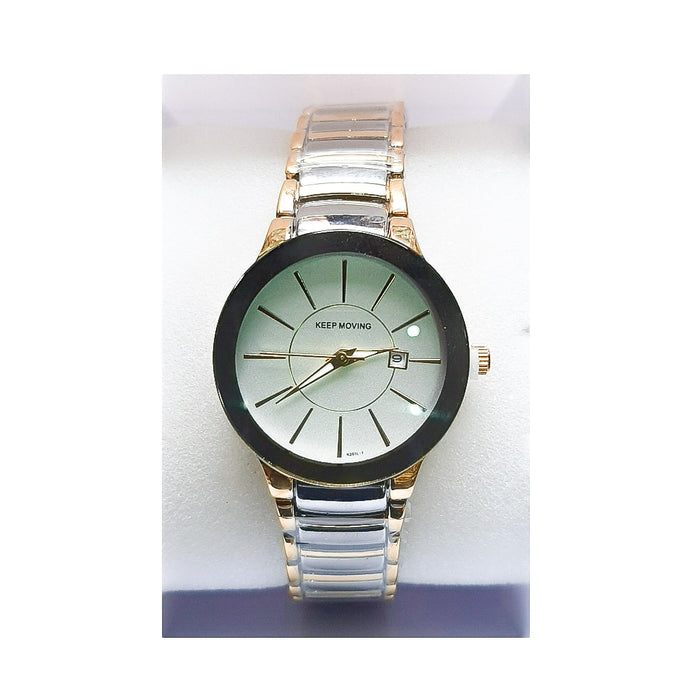 Look World LW212 Women's Chain Watch - Bejewel