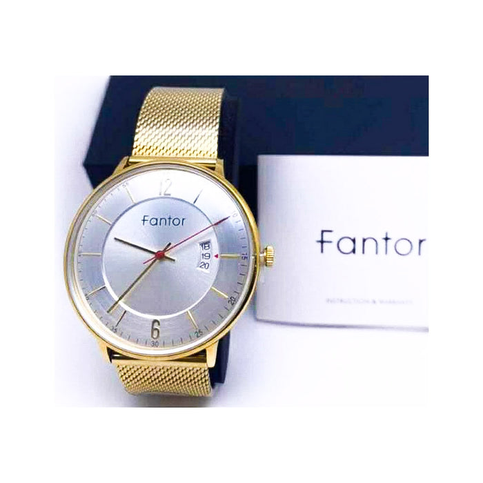 Fantor FT908 Unisex Chain Watch - Bejewel