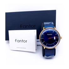 Load image into Gallery viewer, Fantor FT908 Unisex Chain Watch - Bejewel