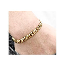 Load image into Gallery viewer, CB709 Unisex chain bangle - Bejewel