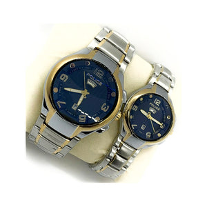 Police PL346 - couples chain watch - Bejewel