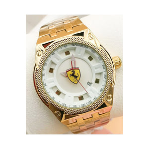 Ferrari FR451 Men's Chain Watch - Bejewel