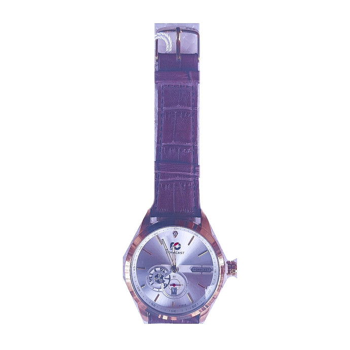 Forecast FC588 Unisex Leather Watch - Bejewel