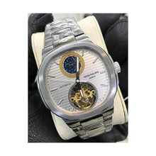 Load image into Gallery viewer, Patek Philippe Geneve PP486 Automatic Chronograph - Men's Chain Watch - Bejewel
