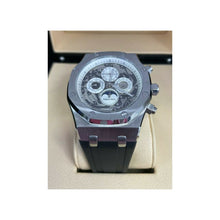 Load image into Gallery viewer, AP480 Automatic Chronograph - Men's Rubber Watch - Bejewel