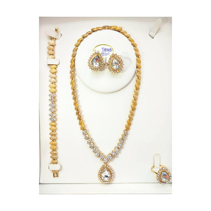 JS328 Women's Jewelry Set - Bejewel