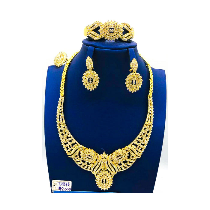 JS656 Women's Jewelry Set - Bejewel