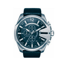 Load image into Gallery viewer, DS425 Chronograph - Men's Leather Watch - Bejewel