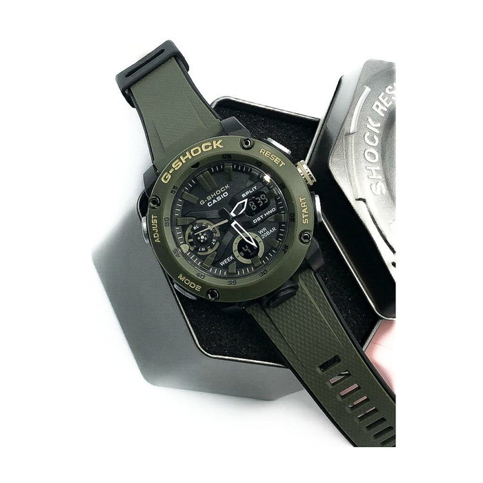 GS516 Men's Rubber Watch - Bejewel