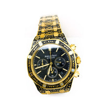 Load image into Gallery viewer, AP549 Automatic Chronograph - Men's Chain Watch - Bejewel
