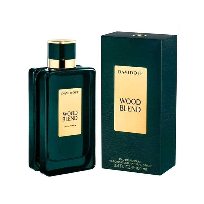 Wood Blend 100ml - Unisex Fragrance Perfume - Bejewel