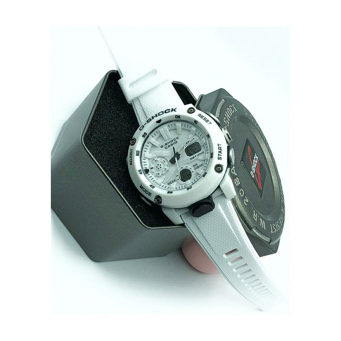 GS455 Men's Rubber Watch - Bejewel