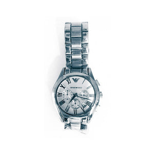 EA779 Chronograph - Men's Chain Watch - Bejewel