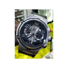 Load image into Gallery viewer, HL828 Chronograph - Unisex Leather Watch - Bejewel