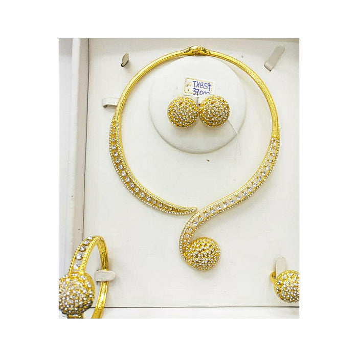 JS849 Women's Jewelry Set - Bejewel