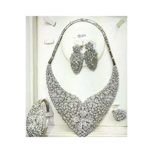 JS416 Women's Jewelry Set - Bejewel