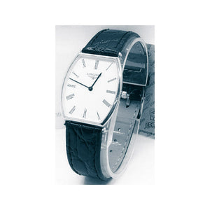 LG673 Automatic - Men's Leather Watch - Bejewel