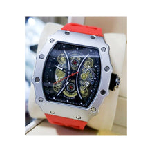 Load image into Gallery viewer, RM959 Men's Rubber Watch - Bejewel