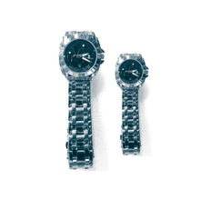 Load image into Gallery viewer, MK764 Couples Chain Watch - Bejewel