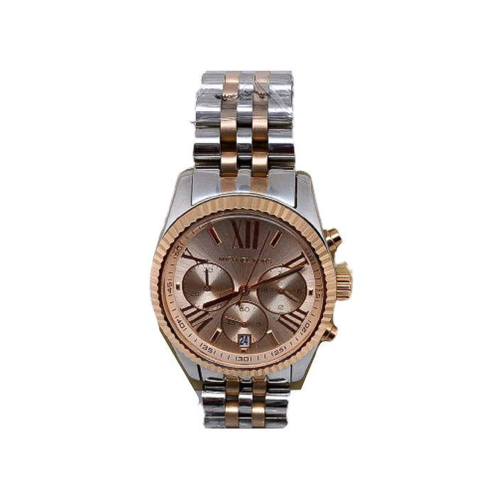 MK543 Automatic Chronograph - Women's Chain Watch - Bejewel