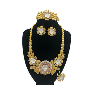 JS726 Women's Jewelry Set - Bejewel