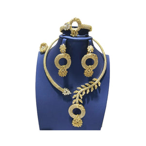 JS799 Women's Jewelry Set - Bejewel