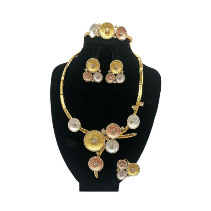 JS274 Women's Jewelry Set - Bejewel