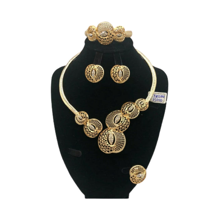 JS619 Women's Jewelry Set - Bejewel