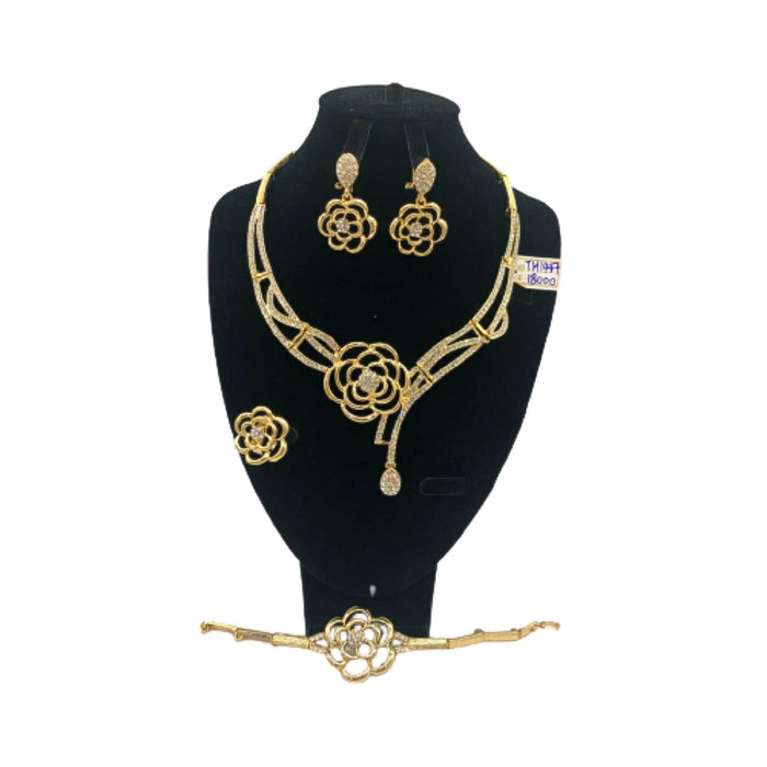 JS607 Women's Jewelry Set - Bejewel