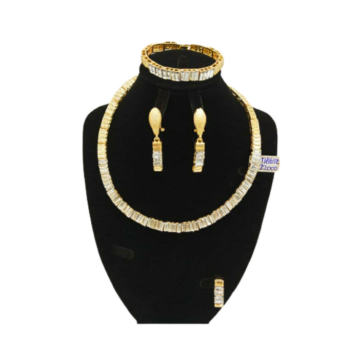 JS654 Women's Jewelry Set - Bejewel