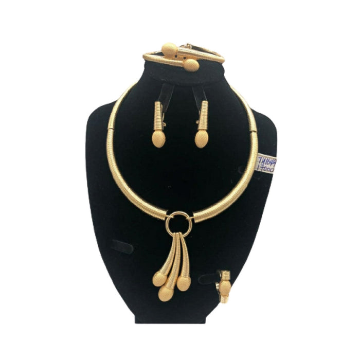 JS873 Women's Jewelry Set - Bejewel