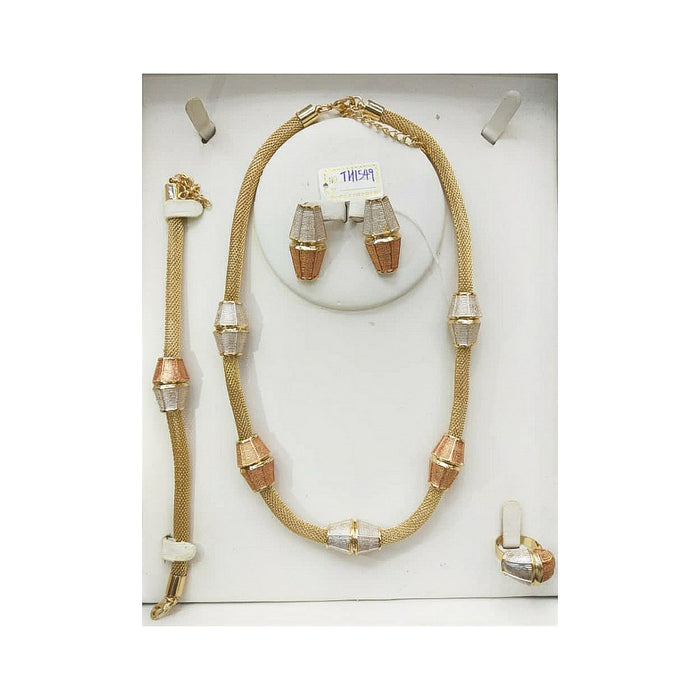 JS896 Women's Jewelry Set - Bejewel