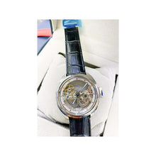 Load image into Gallery viewer, CT570 Automatic - Men's Leather Watch - Bejewel