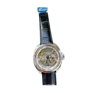 CT570 Automatic - Men's Leather Watch - Bejewel