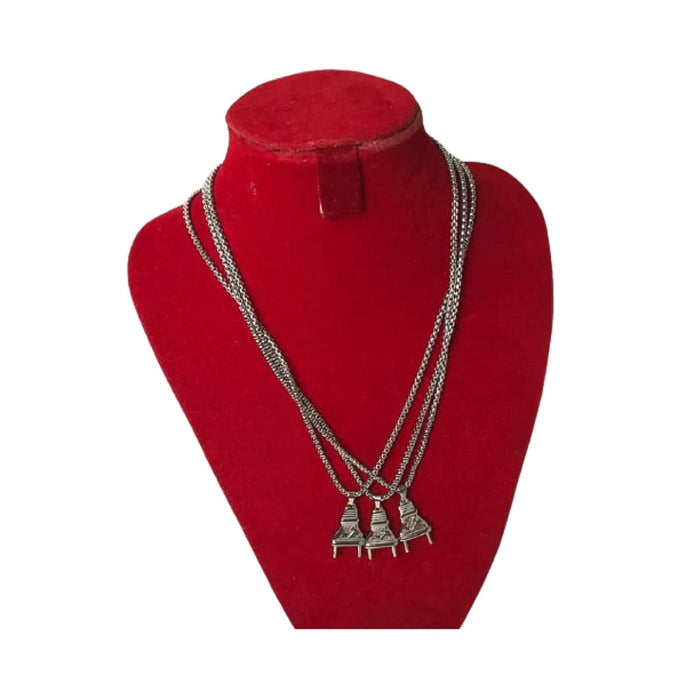 FN908 Unisex Fashion Necklace - Bejewel