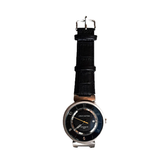 LV174 Unisex Leather Watch - Bejewel