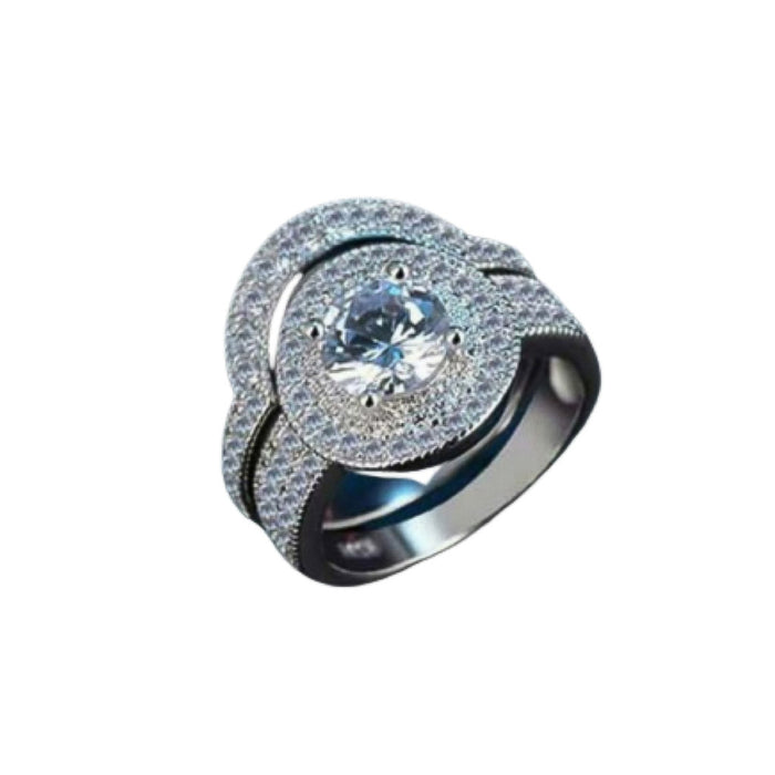ER141 Women's Engagement Ring - Bejewel