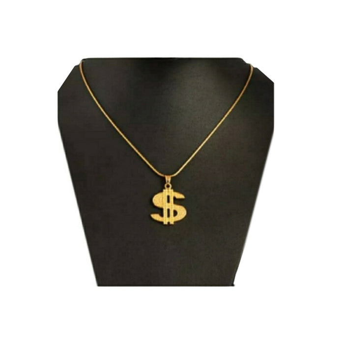 Dollar pendant men's Fashion necklace - Bejewel