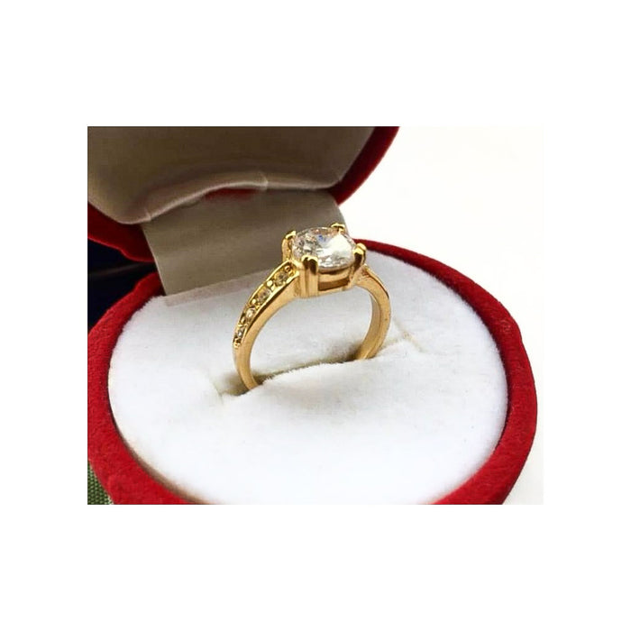 WR141 Women's Engagement Ring - Bejewel