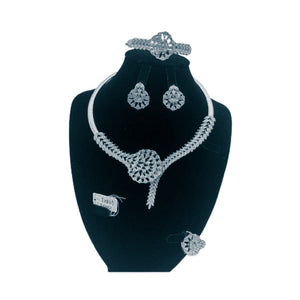 JS577 Women's Jewelry Set - Bejewel