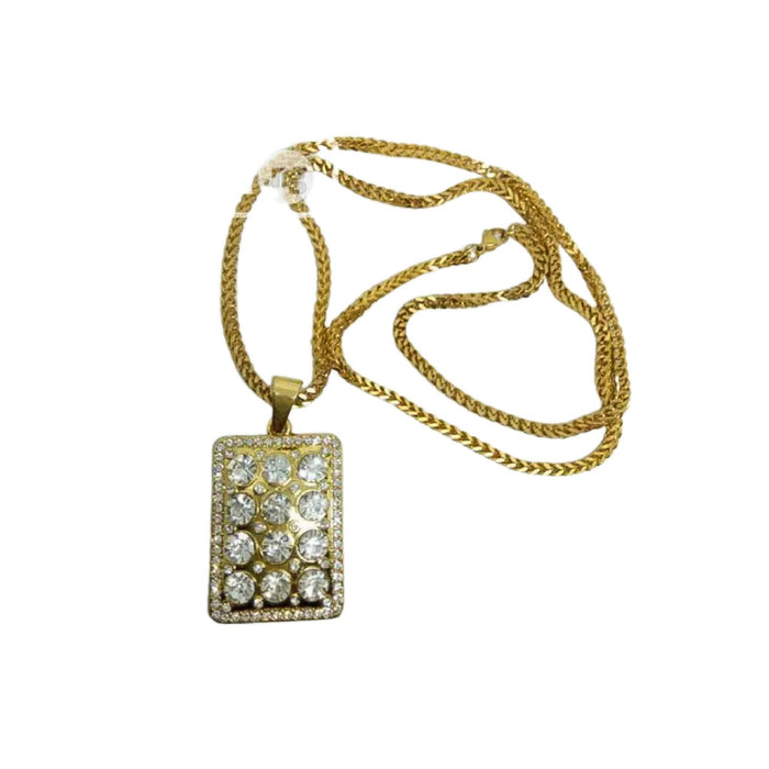 FN705 Unisex Fashion Necklace - Bejewel