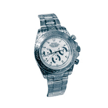 Load image into Gallery viewer, RO820 Automatic Chronograph - Unisex Chain Watch - Bejewel