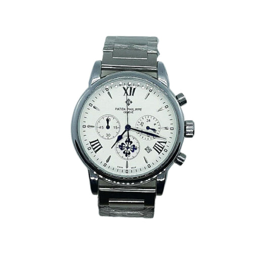 Patek Philippe PP781 Chronograph - Men's Chain Watch - Bejewel